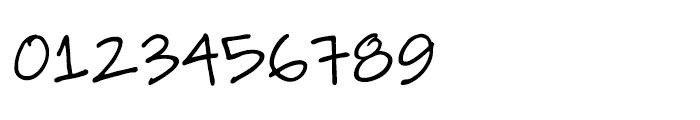 Zurdo Regular Font OTHER CHARS