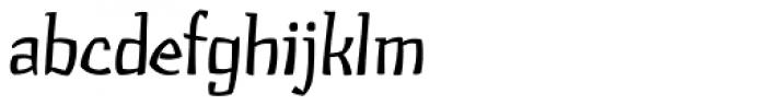 Zupiter Font LOWERCASE