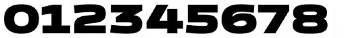 Zupra Sans Black LF Font OTHER CHARS