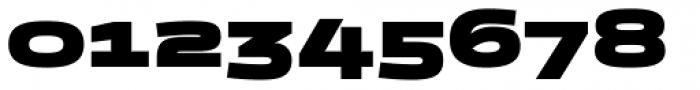 Zupra Sans Black Font OTHER CHARS