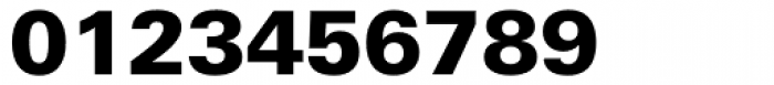 Zurich WGL4 Black Font OTHER CHARS