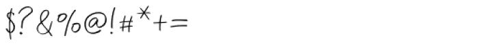 Zuris Regular Font OTHER CHARS