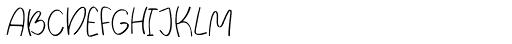 Zuris Regular Font UPPERCASE