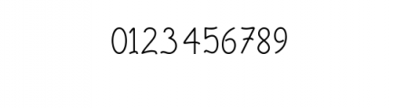 Zyamatyca Font OTHER CHARS