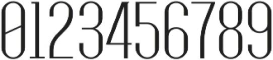 ZZ Daylily otf (400) Font OTHER CHARS