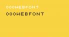 000webfont