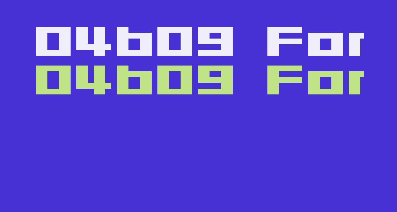 04b09