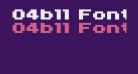 04b11