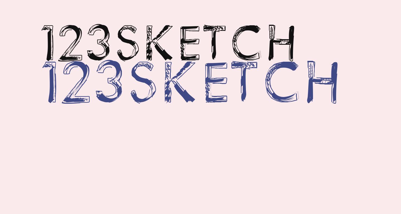 123Sketch