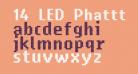 14 LED Phattt Heavy