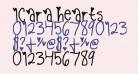 1cara hearts