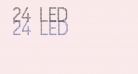 24 LED