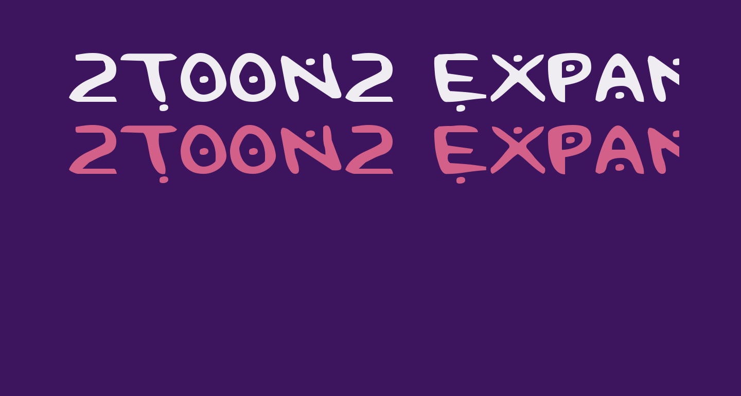 2Toon2 Expanded
