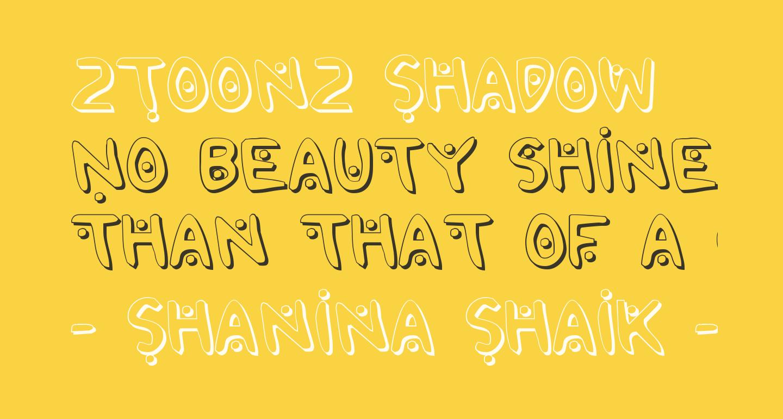 2Toon2 Shadow