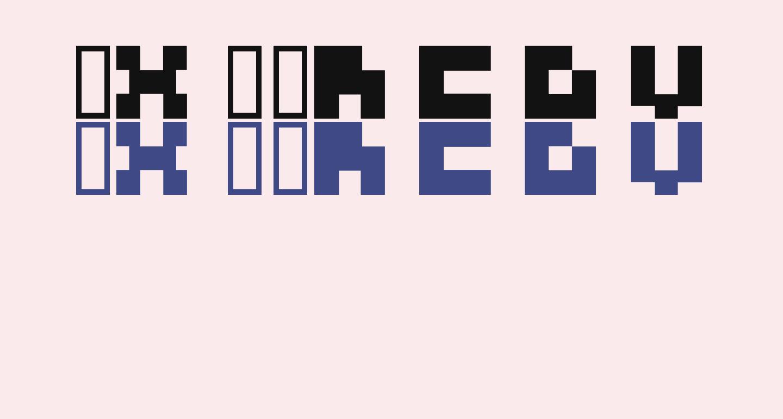 3x3-regular