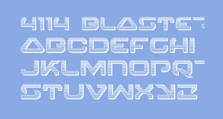 4114 Blaster Chrome