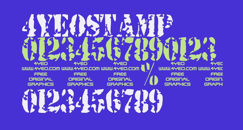 4YEOstamp