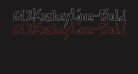 612KosheyLine-Bold