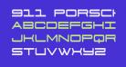 911 Porscha Condensed