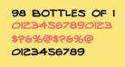 98 Bottles of Beer Bold
