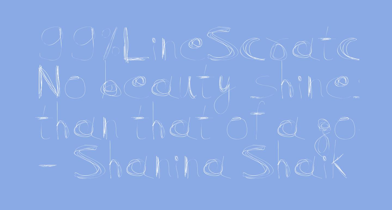 99%LineScratch