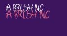 A Brush No