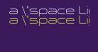 a 'space Light