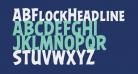 ABFlockHeadline Bold