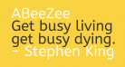 ABeeZee