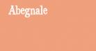 Abegnale