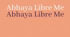 Abhaya Libre Medium