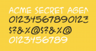 ACME Secret Agent BB