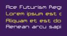 Ace Futurism Regular
