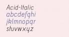Acid-Italic