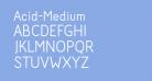 Acid-Medium