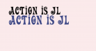 Action Is JL