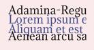 Adamina-Regular