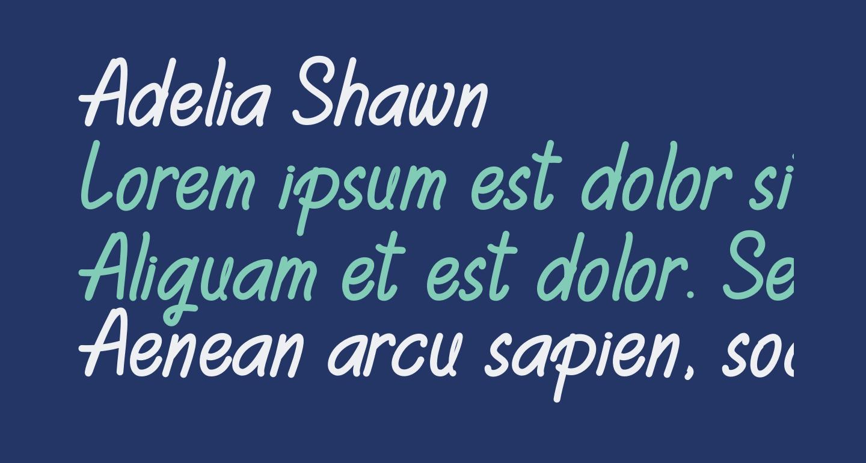 Adelia Shawn