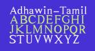 Adhawin-Tamil Regular