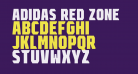 Adidas Red Zone
