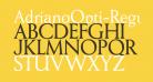 AdrianoOpti-Regular
