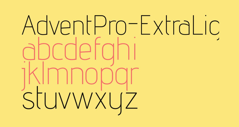 AdventPro-ExtraLight