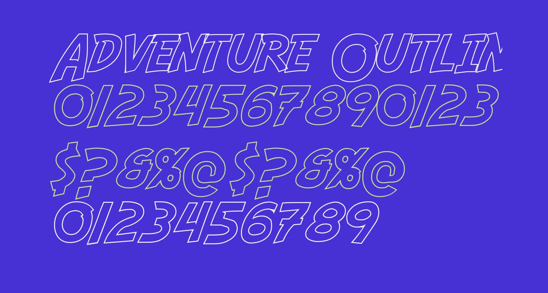 Adventure Outline