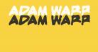 adam warren 0.2 Bold