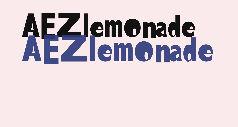 AEZlemonade