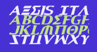 Aegis Italic