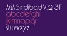 AGA Sindibad V.2 3F/['/  Bold