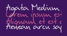 Agata Medium