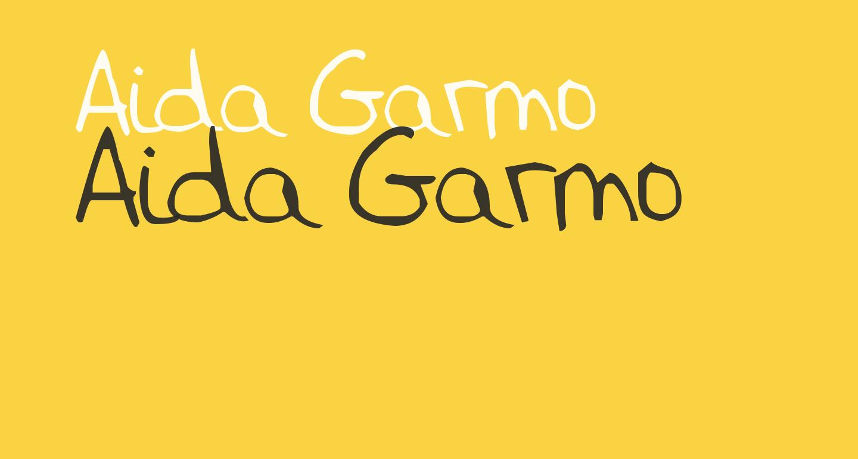 Aida Garmo