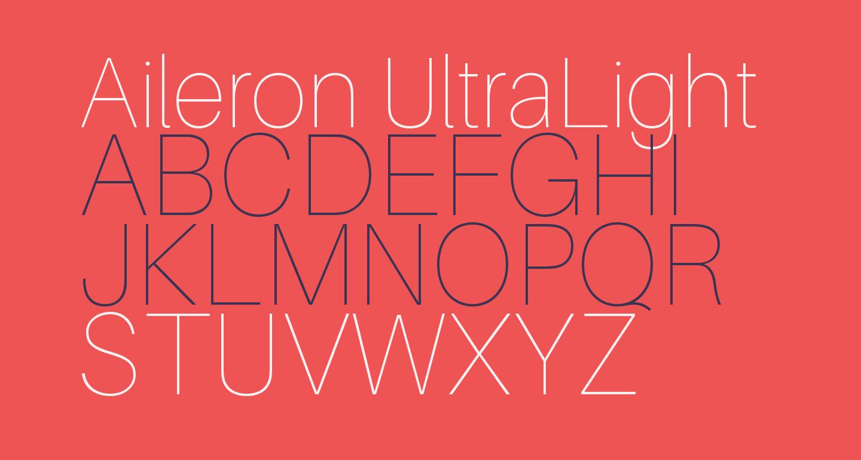 Aileron UltraLight